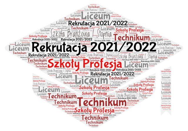 nabór na rok szkolny 2021/2022